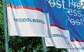Heidelber flags